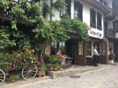 The Gurko Hotel in Velinko Turnovo, Bulgaria